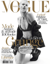 VOGUE PARIS: SASKIA DE BRAUW