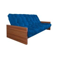 Sofa Cama Walmart Brasil Furniture Lifts For 3 Lugares  Futon Company