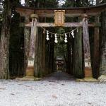 『神と対話が出来そうな神社』内尾神社