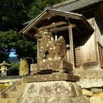 『皇子が匿われた地』上宮神社・下宮神社