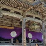 成相寺の光と影