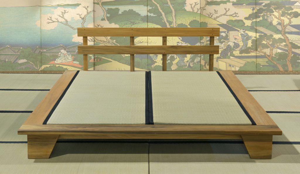 Letti Giapponesi in legno  Futonit