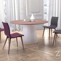 Purple Dining Chairs Canada Beach Chair With Canopy Jericho Gray Set Of 2 By Zuo Modern
