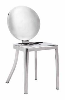 autumn chair stainless steel set