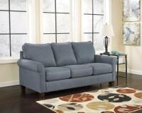 Zeth Denim Full Sofa Sleeper Signature Design by Ashley ...