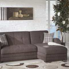 Pictures Of Living Rooms With Brown Sectionals Black And White Room Designs Kubo Andre Dark Sectional Sofa By Istikbal Sunset