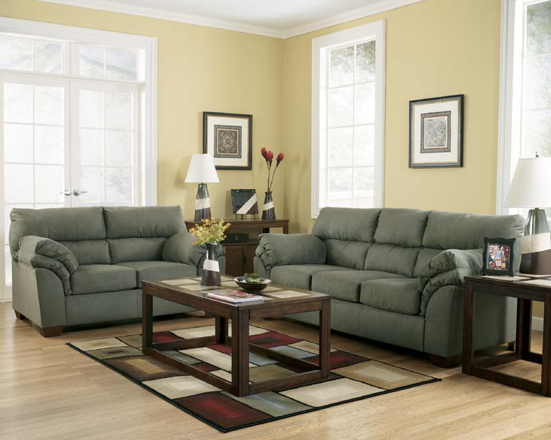Living Room Discontinued Furniture Ashley