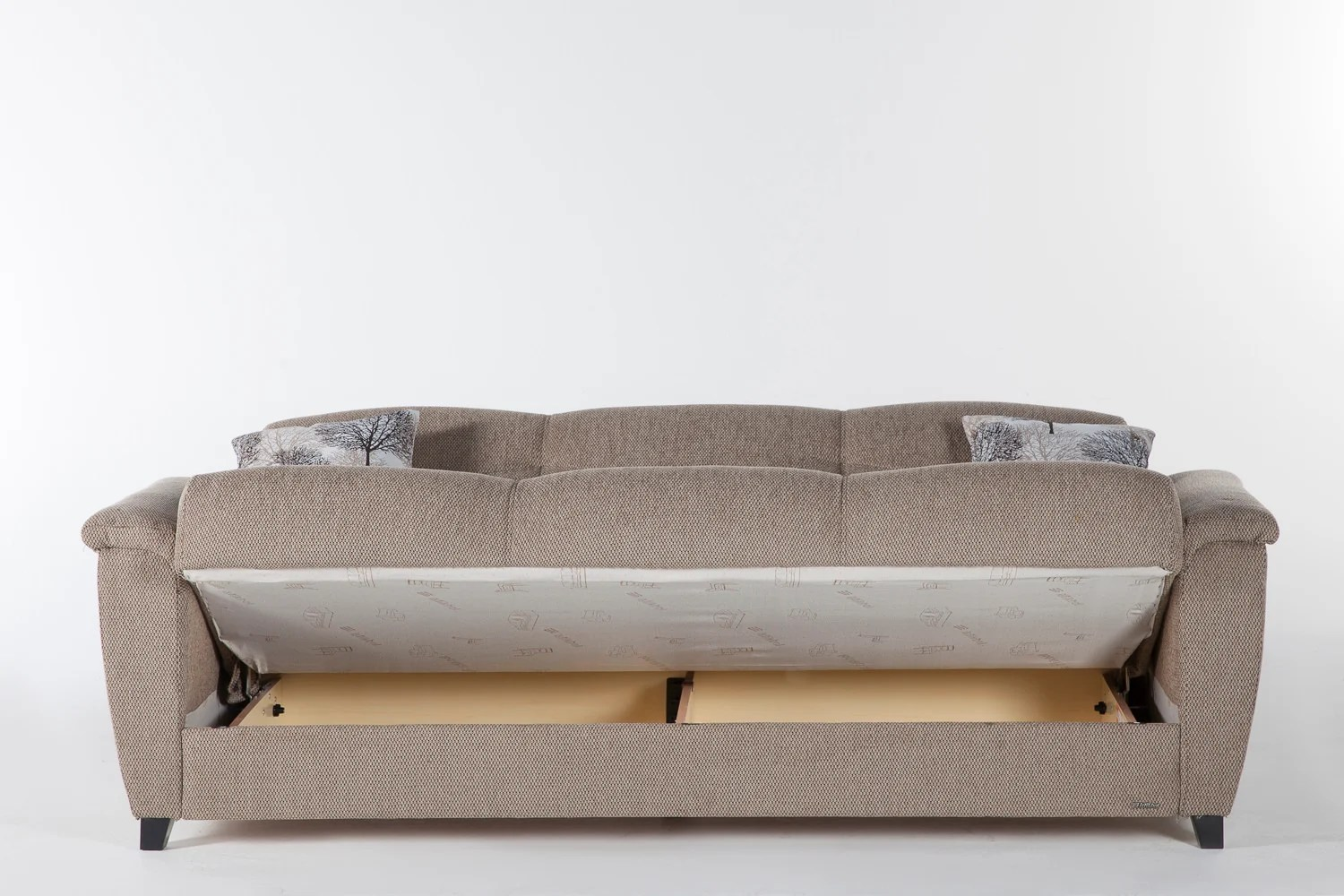 aspen convertible sectional storage sofa bed unusual garden sofas 276 by jean marie maud cina thesofa