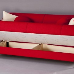 Best Sofa Bed Loveseat White Cover Tetris Red Convertible By Sunset