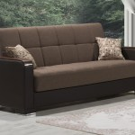 Armada X Brown Sofa Bed By Casamode