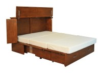 Park Avenue Premium Cabinet Bed (Murphy Bed) by CabinetBed