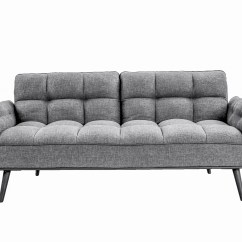 Daria Serta Gray Convertible Sofa Urban Sectional West Elm Candice Dark By Lifestyle