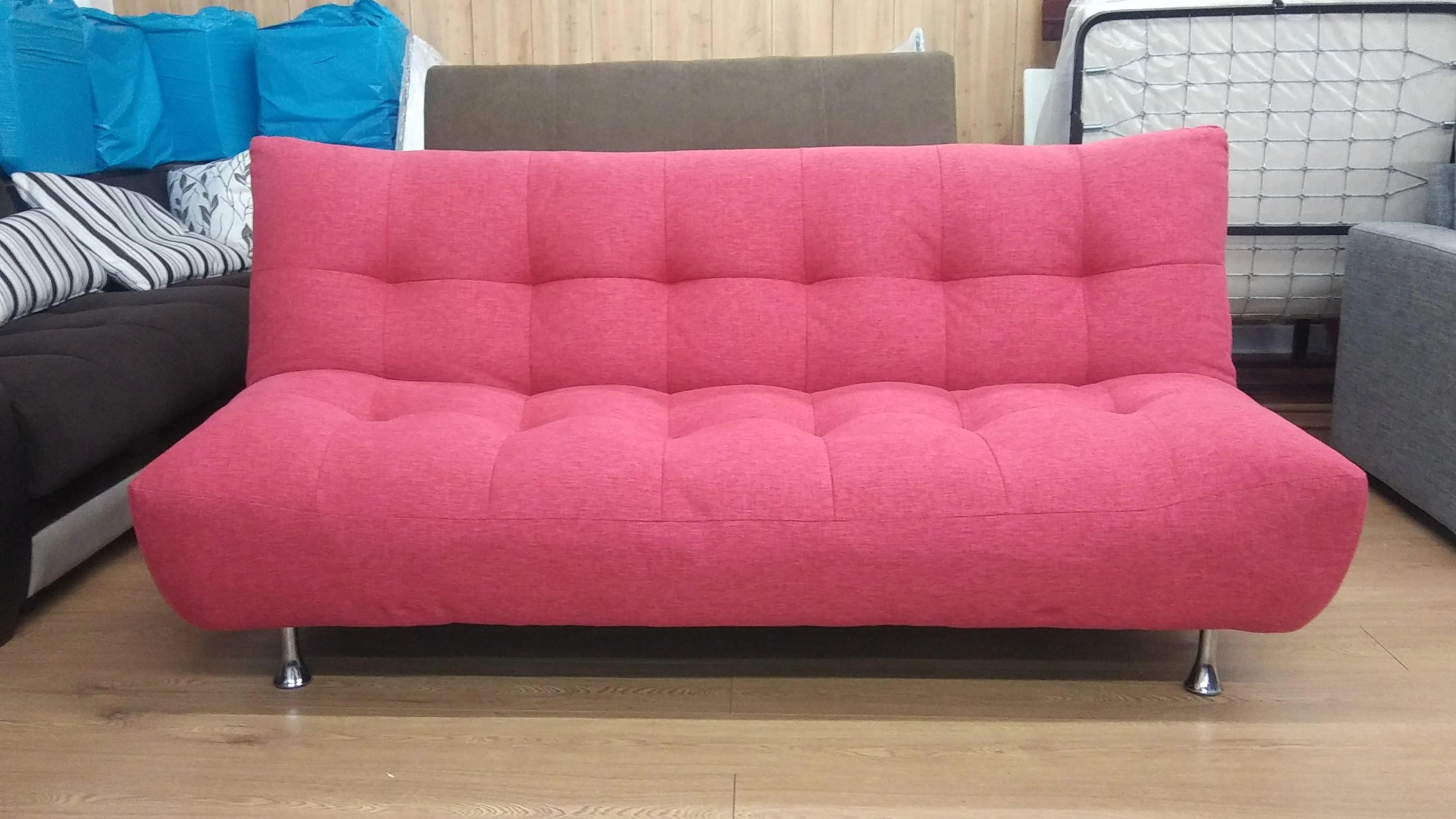kangaroo tween sleeper sofa steelcase pink bed blush wayfair thesofa