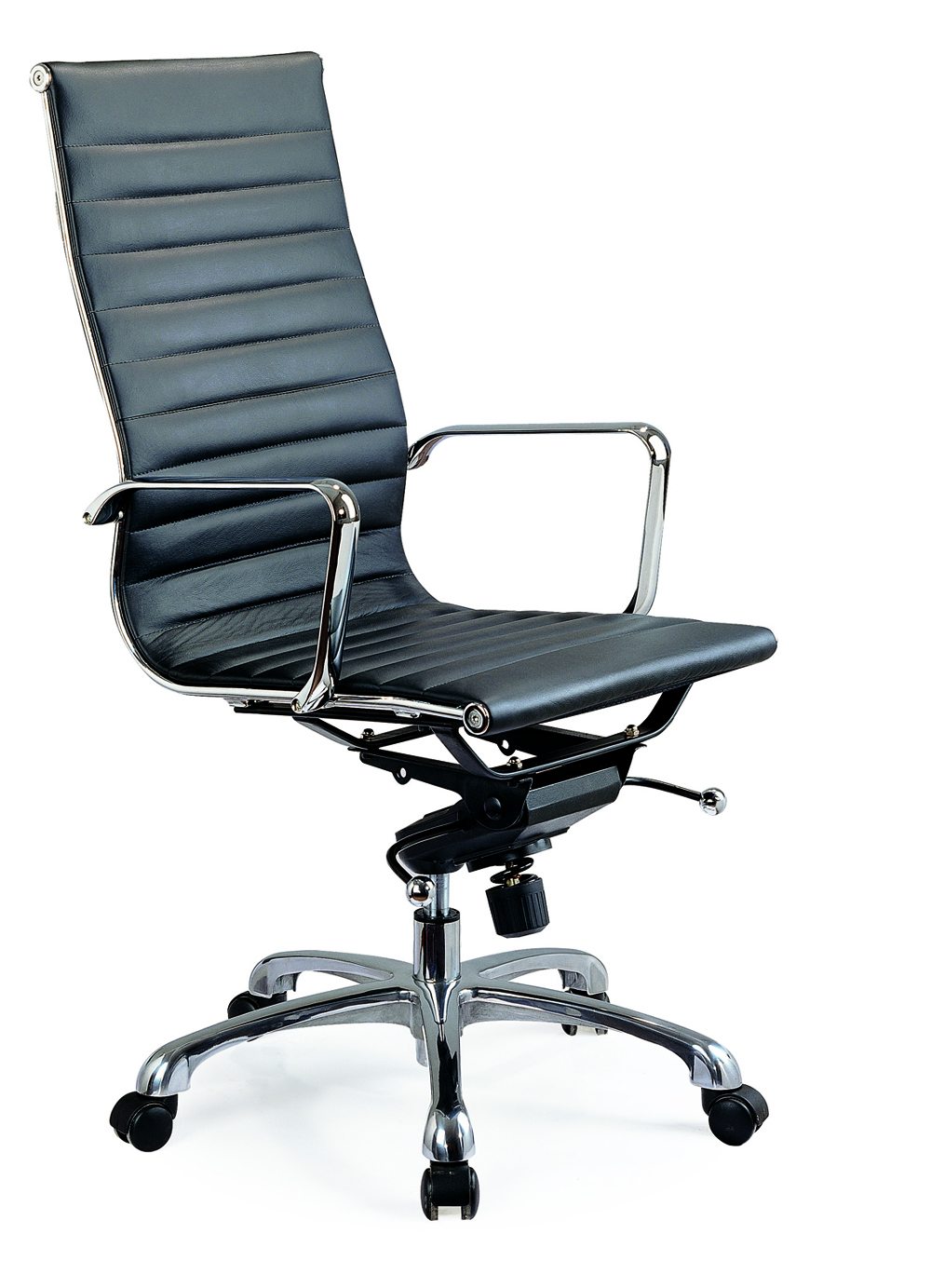 Comfy Office Chairs Comfy High Back Office Chair Black By J M