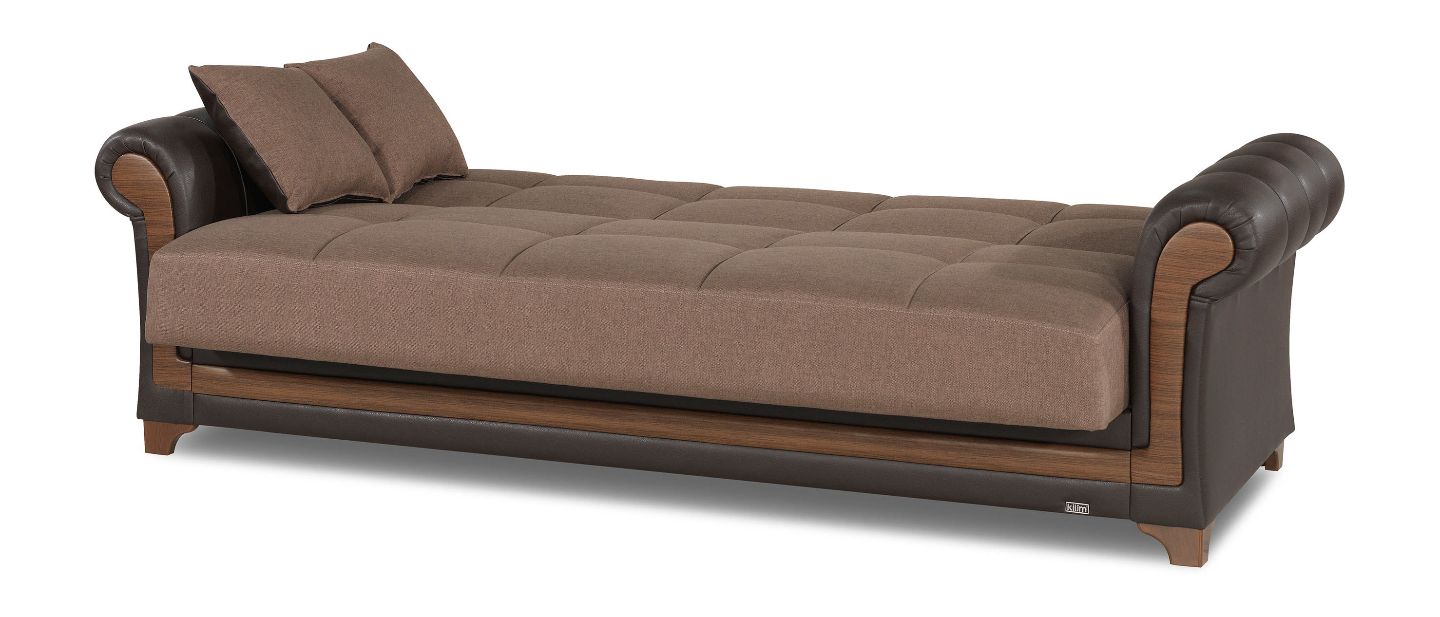 dream sofa bed knoll reproduction decor brown convertible by casamode