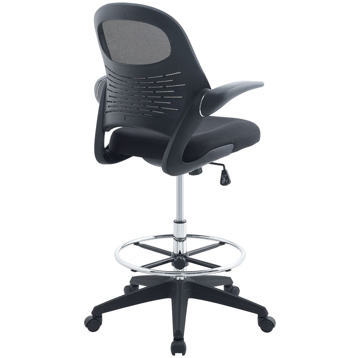 modern drafting chair hire covers edinburgh advance black by living