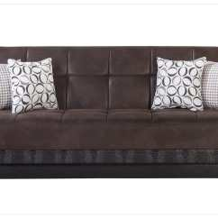 Newport Sofa Convertible Bed Velour Sleeper Futon Cabinets Matttroy