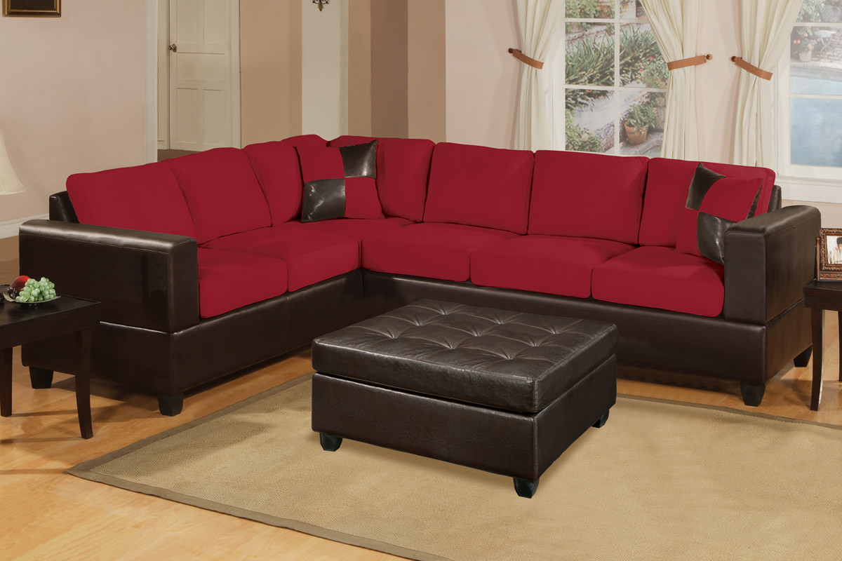 red sectional sofa design ideas india f7638 by poundex