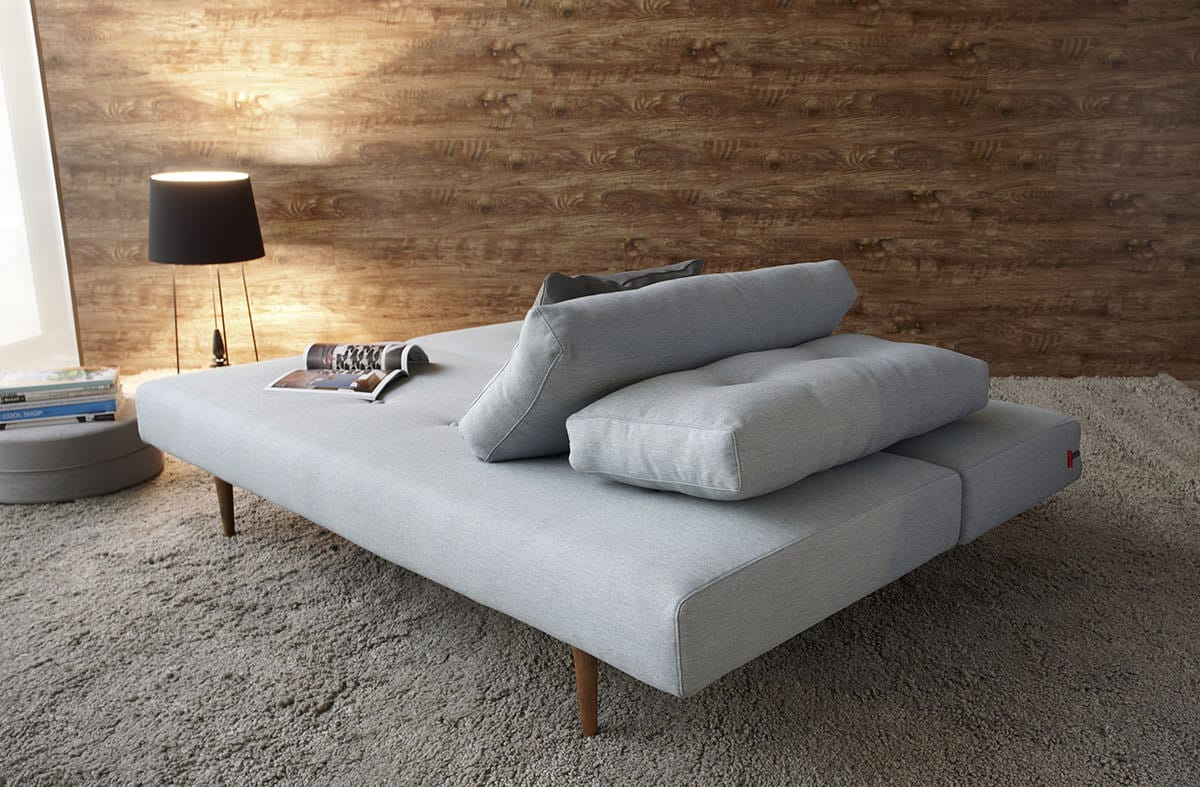 sofa bed 3 fold mattress john lewis modular recast plus (full size) soft pacific pearl by ...