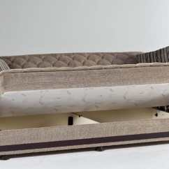 Argos Sofa In A Box Review Double Chaise Sectional Leather Zilkade Light Brown Convertible Bed By Istikbal Sunset