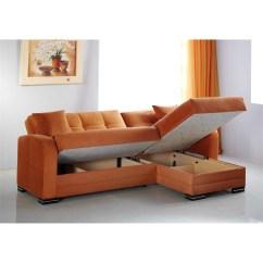 Orange Sofa Bed L Shape Set Images Brenda By Kilim Thesofa