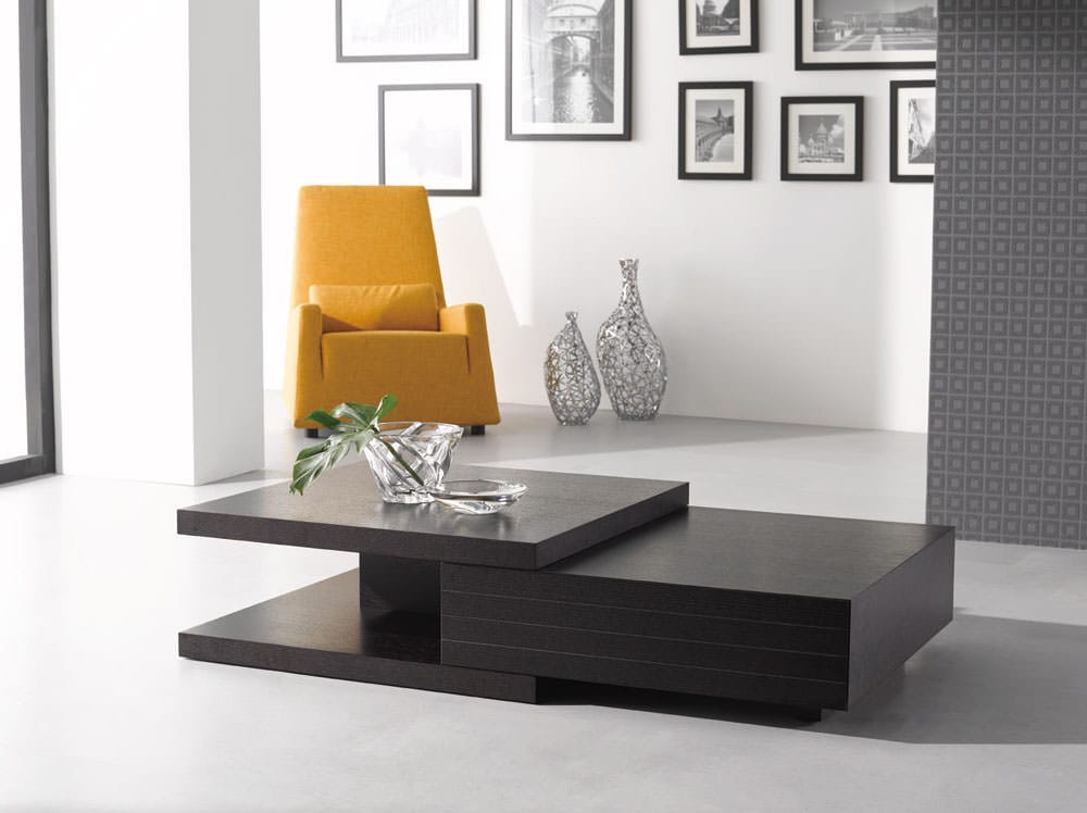 Furniture Contemporary Coffee Table