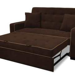 Best Sofa Sleeper Mattress Domicil Uk Augustine Loveseat Full Size Java By Serta Lifestyle