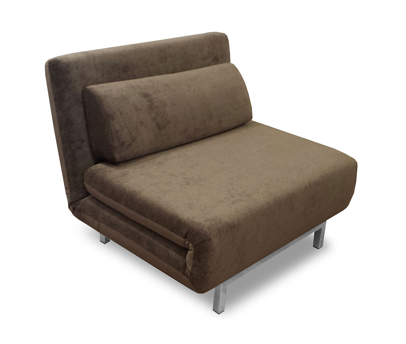 convertible sofa beds new york jacksonville futon sleeper bed floor sample chair lk06 dark brown