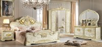 Leonardo Ivory Bedroom Set by ESF