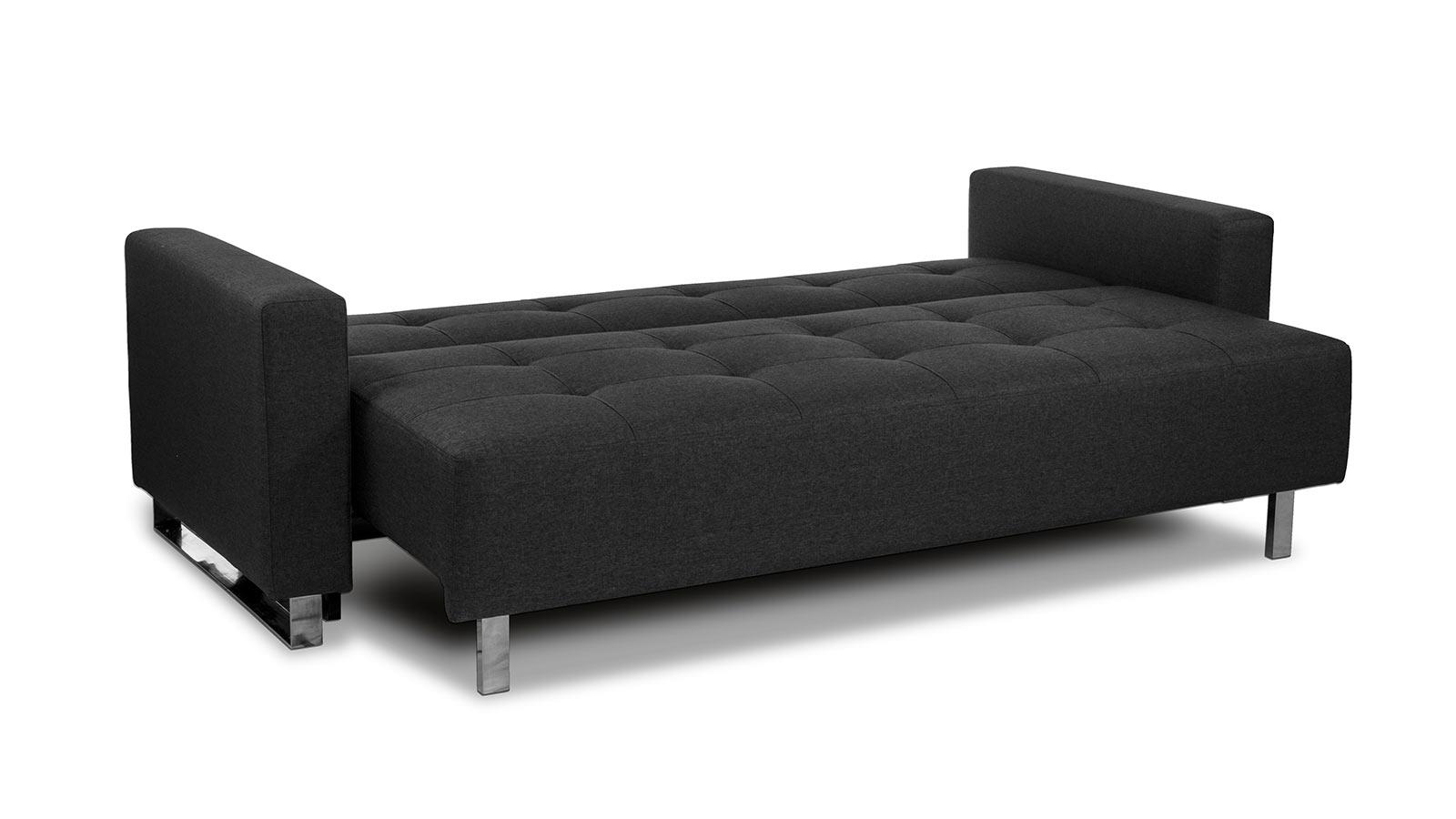 loft charcoal sofa bed coolsofa com reviews convertible  thesofa