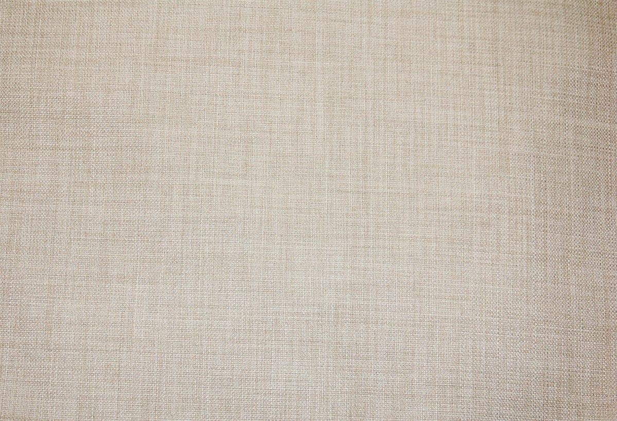 Medley Burlap Linen Texture Futon Cover by Prestige