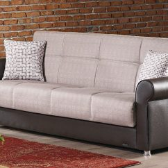 Empire Furniture Sofa Diy Spray Paint Leather Michigan Light Brown Fabric Bed By Usa