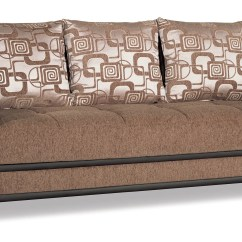 Tomas Fabric Sofa Chaise Convertible Bed Dark Java Storage Box 2 Seat Ashley Moderner Couchtisch Malou