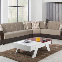 Light Brown Sofa Design Indian Style Modena Golf Sectional By Casamode