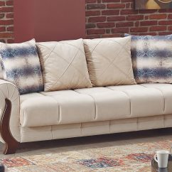 Sectional Sofas Ontario Canada Leather Okc Beige Fabric Sofa Bed By Empire Furniture Usa