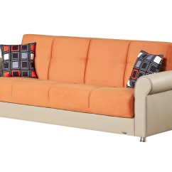 Tomas Fabric Sofa Chaise Convertible Bed Dark Java Brooklyn Best Sofas Made In Usa Where Are Lazy Boy