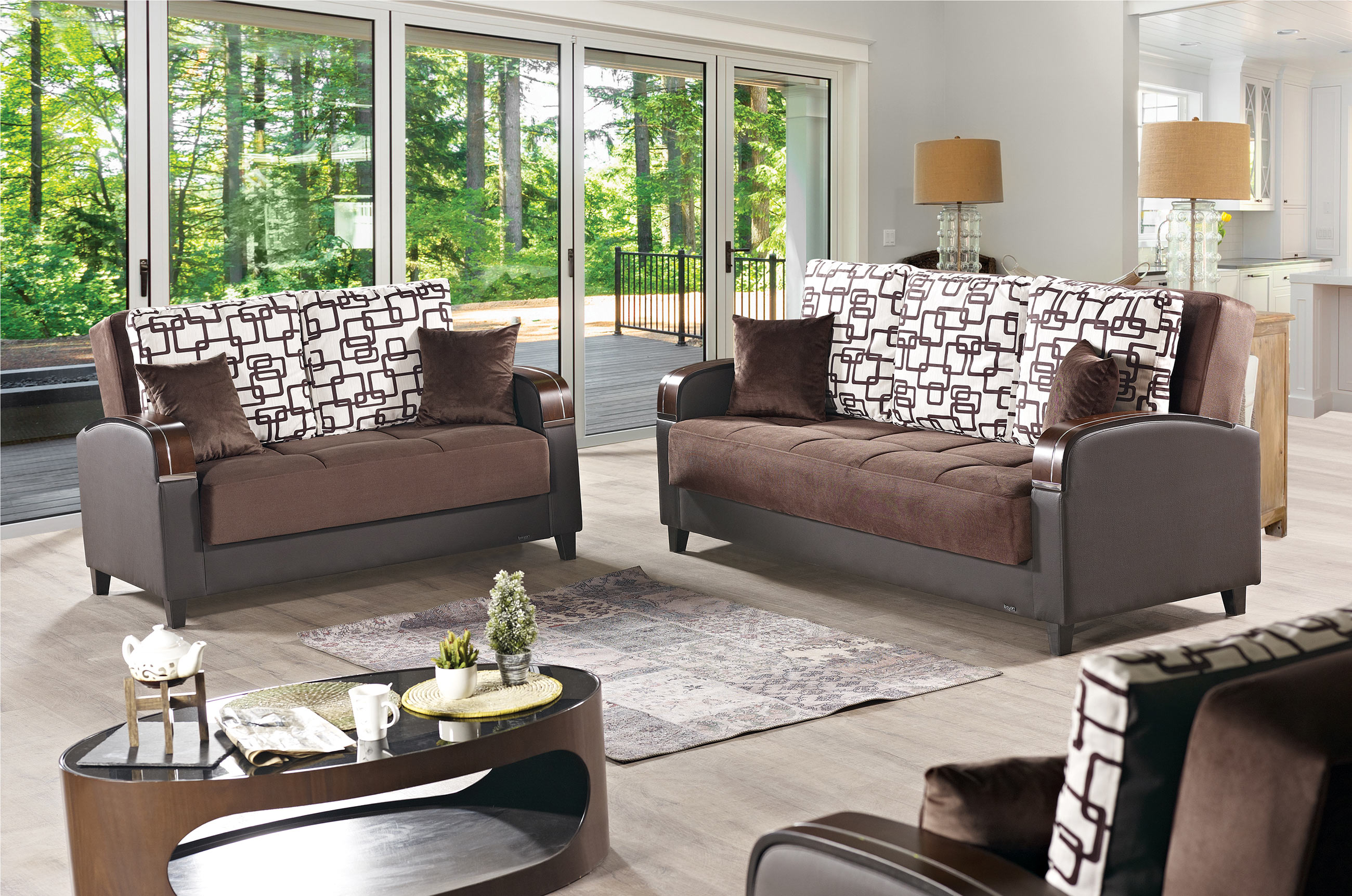 sofa warehouse nyc who makes the best sofas soho brown fabric bed by empire furniture usa