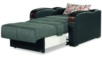 Sleep Plus Gray Convertible Chair by Casamode