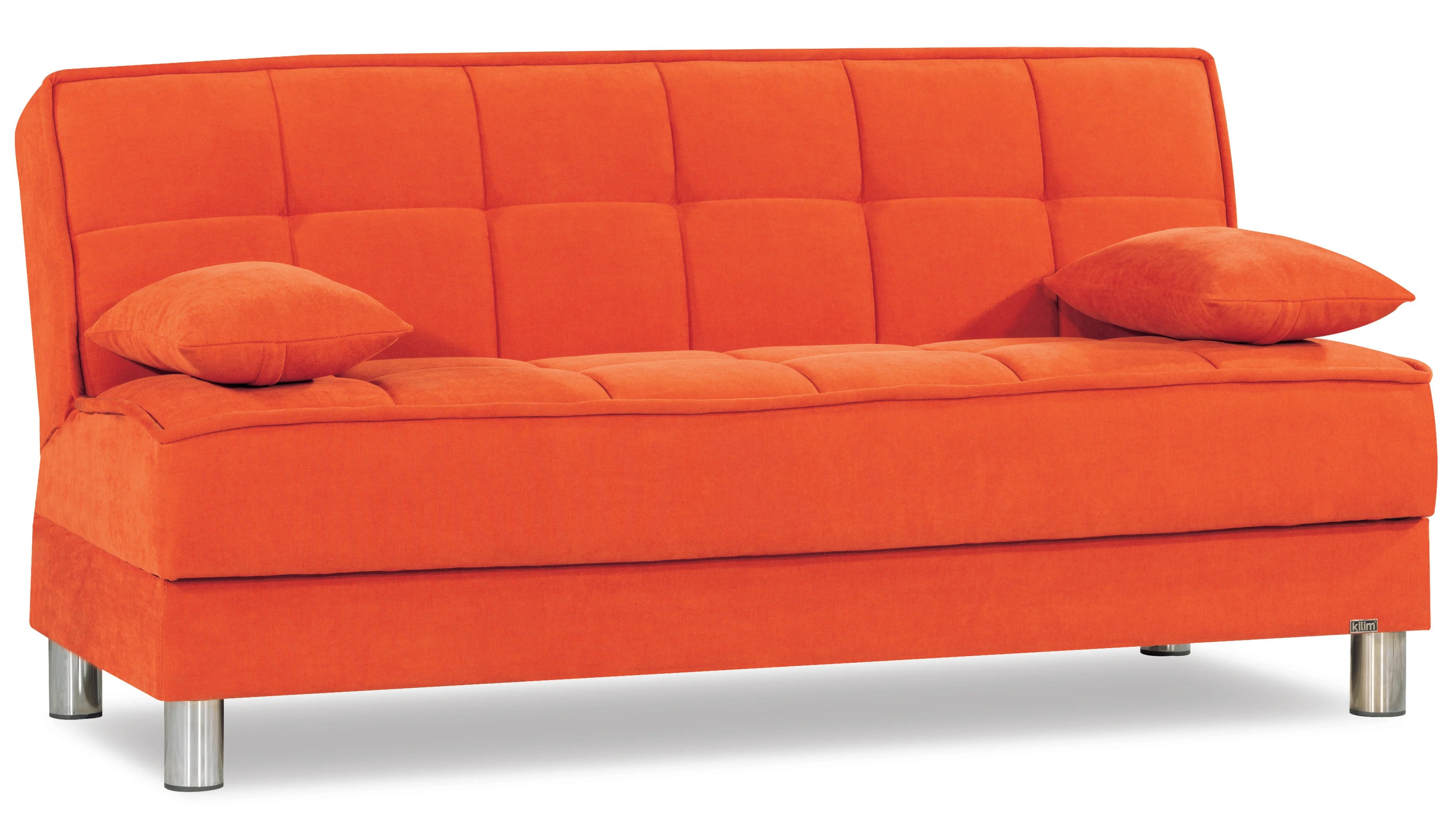 smart sofa designs contemporary convertible fit orange by casamode
