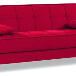 Convertible Sofa Beds New York Cheap Set Online Shopping Smart Fit Red By Casamode