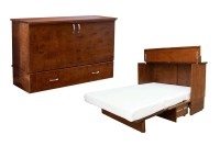 Stanley Cabinet Bed (Murphy Bed) by CabinetBed