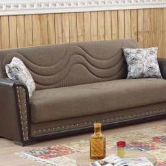 Sectional Sofa Beds Toronto Best Home Furnishings Leather Reclining Brown Fabric Bed By Empire Furniture Usa