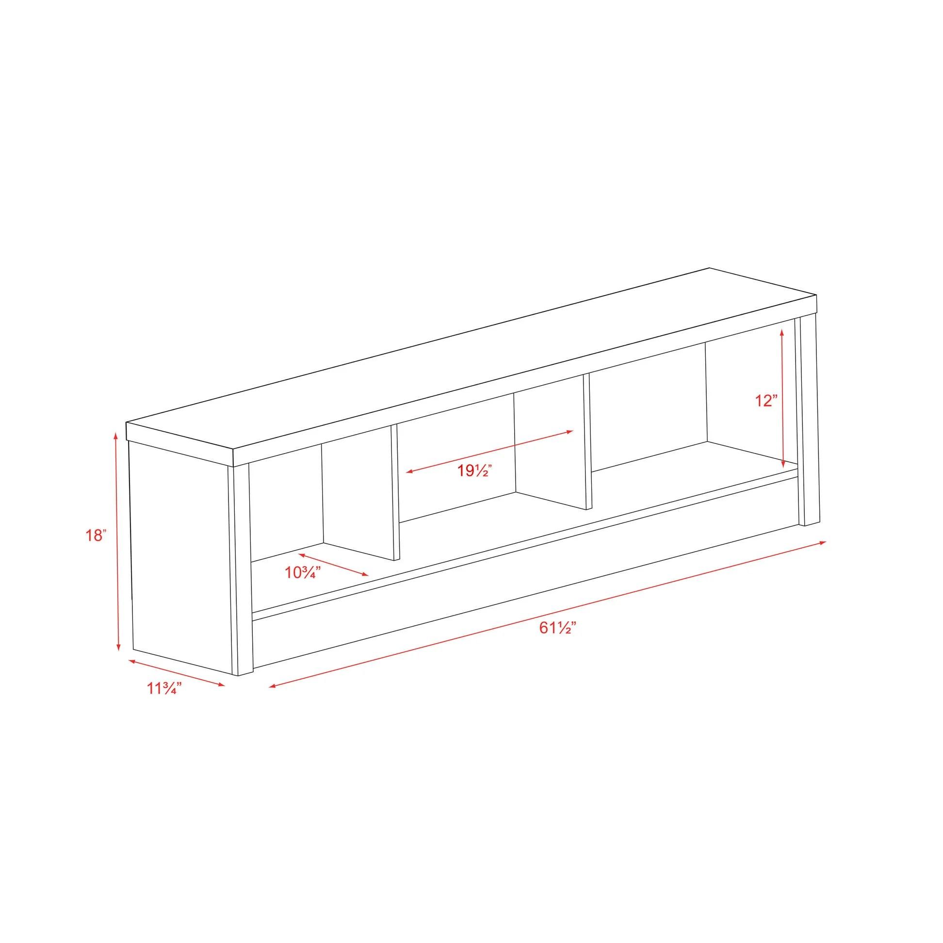 Calla Storage Bench By Prepac