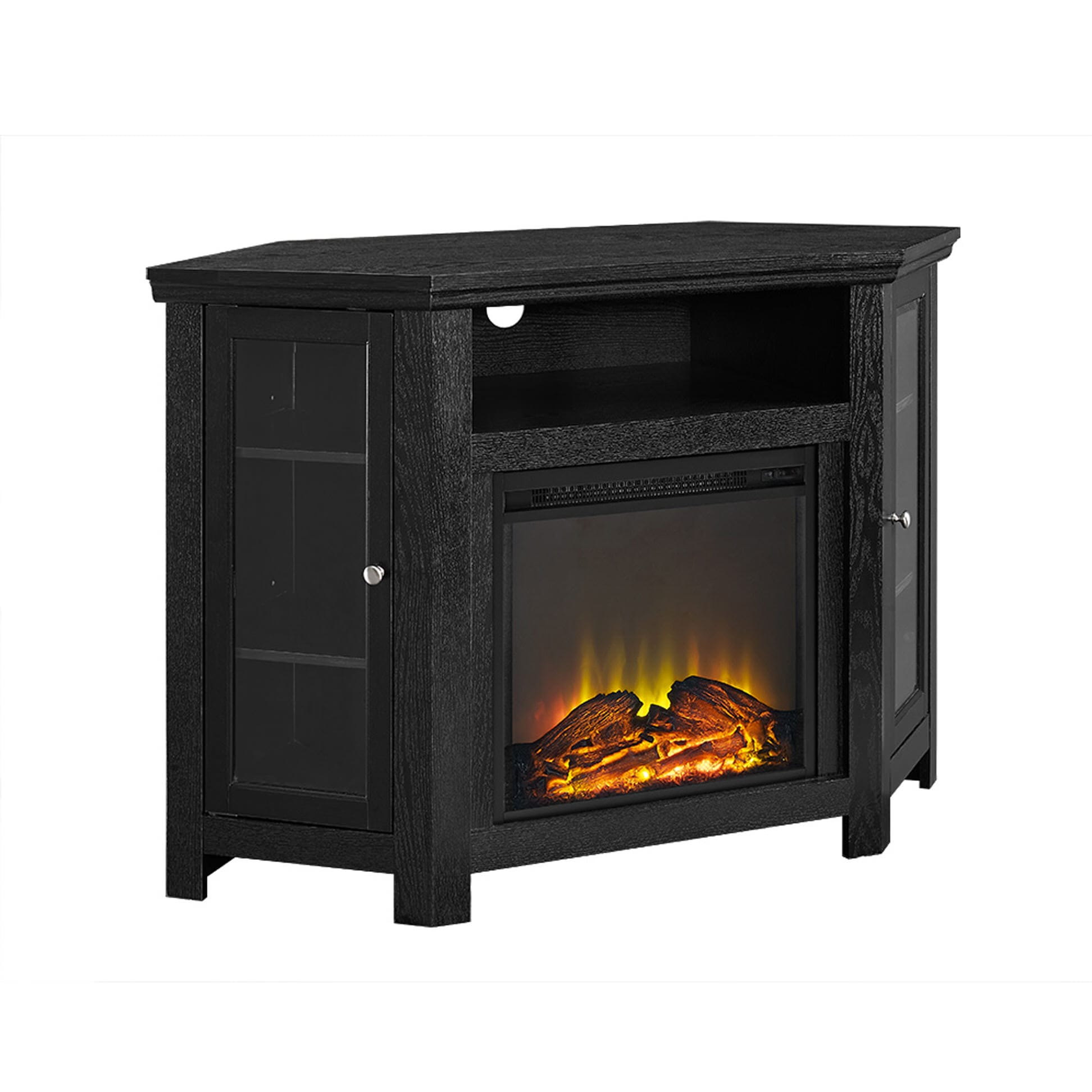 Jackson 48 Inch Corner Fireplace TV Stand