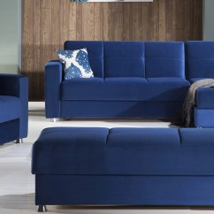 Navy Microfiber Sofa Company Co Uk Reviews Sectional Blue Leather Home