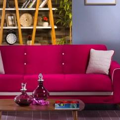 Fuschia Sofa Catnapper Reclining Reviews Moroccan Living Room Thesofa