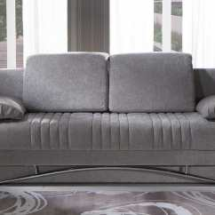 Sofa Convertibles Futon Bed Singapore Fantasy Valencia Gray Convertible By Istikbal Sunset