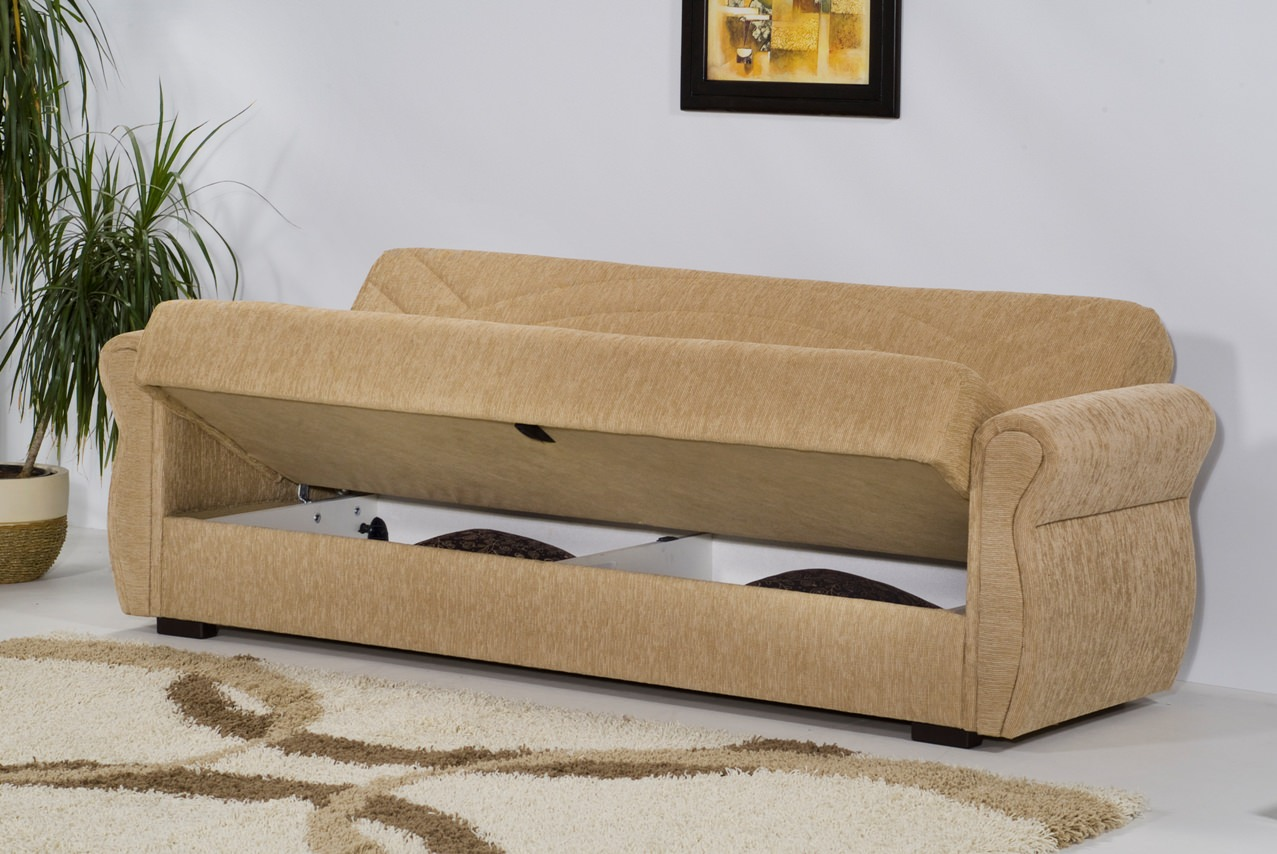 natalia leather and chenille sofa theater seating with bed spa collection full size