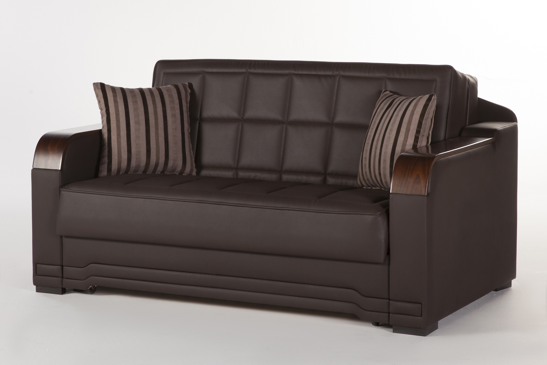 sofa beds on sale free shipping next to radiator willow dark brown loveseat sleeper by sunset