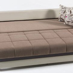 New Portland Convertible Sleeper Sofa Sectional Canada Ultra Optimum Brown Bed By Istikbal Sunset